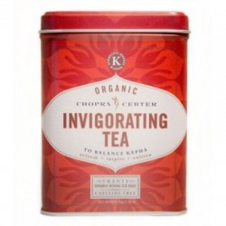 CHOPRA Organický povzbuzující čaj