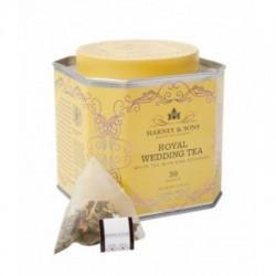 Harney & Sons Svatební čaj Royal Wedding, 30 pyramidových sáčků