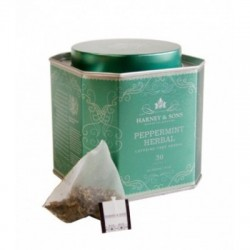 Harney & Sons Royal Peppermint Herbal, 30 pyramidových sáčků