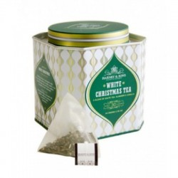 Harney & Sons Royal White Christmas Tea, 30 pyramidových sáčků