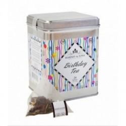 Harney & Sons Narozeninový čaj (Birthday Tea), 20 pyramidových sáčků