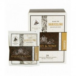 Harney & Sons Darjeeling, Wrapped Sachets