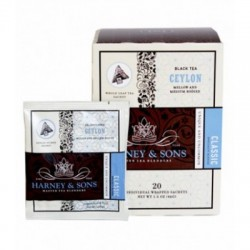 Harney & Sons Ceylon, Wrapped Sachets