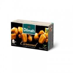 Dilmah Caramel, čaj černý, karamel, 20x1,5g
