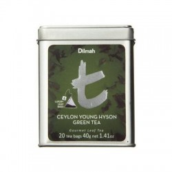 Dilmah T-Caddy Ceylon Young Hyson Green Tea, sypaný, 85g