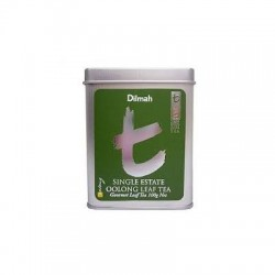 Dilmah T-Caddy VSRT Single Estate Oolong Leaf Tea, sypaný čaj, 100g