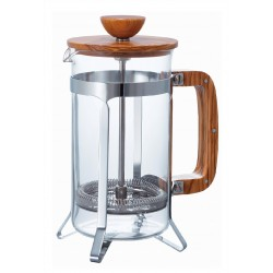 HARIO Coffee Press - Olive Wood (600 ml)
