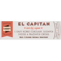 La Boheme El Capitan Espresso Blend - 226 g, zrnková káva