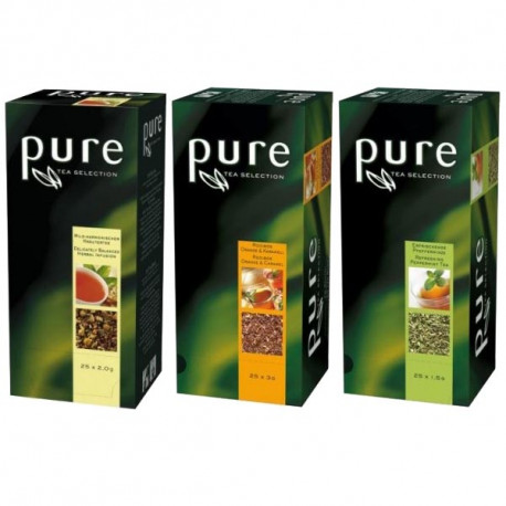 PURE Tea HERB Set (3x balení)