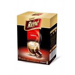 René Sublimo pro Nespresso 10 ks