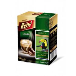 René Colombia pro Nespresso 10 ks
