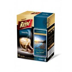René Costa Rica pro Nespresso 10 ks
