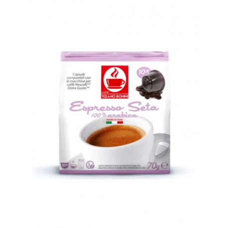 Caffe Bonini Seta pro Dolce Gusto 10 ks