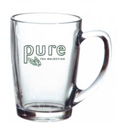 PURE Tea Selection hrnek z varného skla 200 ml