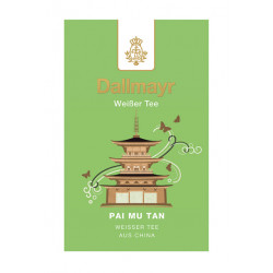 Dallmayr čaj PAI MU TAN, sypaný čaj 30g