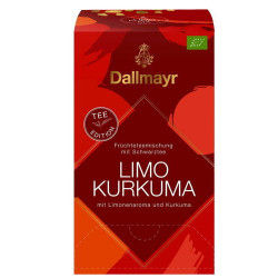 Dallmayr Limetka - Kurkuma (20 x 2,3 g)