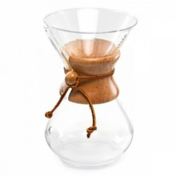 Chemex na přípravu 10 šálků kávy