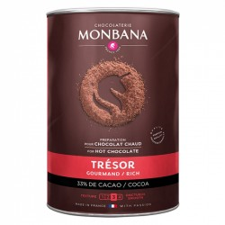 Monbana Trésor de Chocolat 1kg