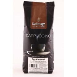 Dallmayr karamelové cappuccino 1kg